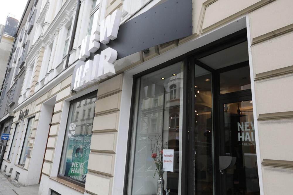 NEW HAIR Frauenstraße - Friseur München- Salon
