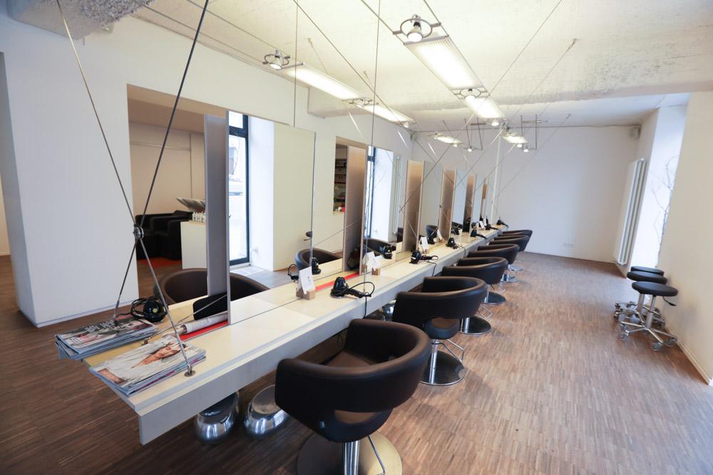 NEW HAIR Grillparzerstraße - Friseur München Bogenhausen- Salon