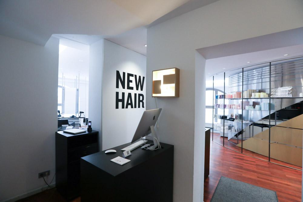 NEW HAIR Sendlingerstraße - Friseur München Sendlinger Tor - Salon